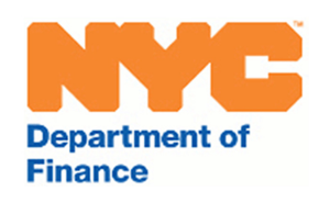 NYC Department of Finance logo